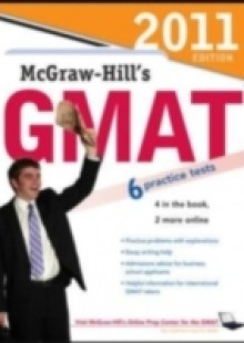 Обложка книги  - McGraw-Hill's GMAT, 2011 Edition
