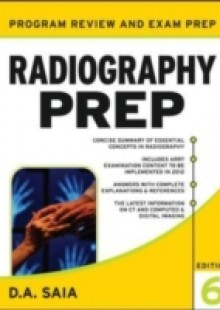 Обложка книги  - Radiography PREP (Program Review and Examination Preparation), Sixth Edition
