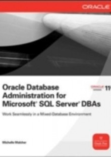 Обложка книги  - Oracle Database Administration for Microsoft SQL Server DBAs