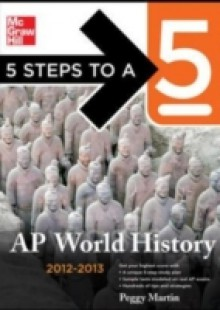 Обложка книги  - 5 Steps to a 5 AP World History, 2012-2013 Edition