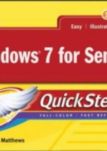 Обложка книги  - Windows 7 for Seniors QuickSteps