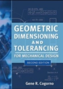 Обложка книги  - Geometric Dimensioning and Tolerancing for Mechanical Design 2/E