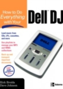 Обложка книги  - How to Do Everything with Your Dell DJ