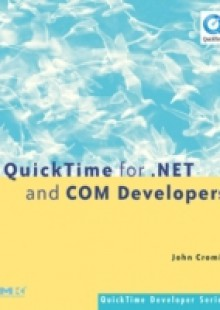 Обложка книги  - QuickTime for .NET and COM Developers