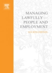 Обложка книги  - Managing Lawfully – People and Employment Super Series