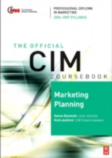 Обложка книги  - CIM Coursebook 06/07 Marketing Planning