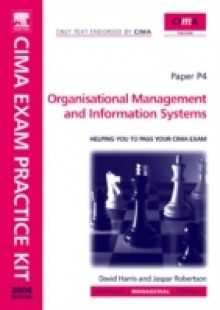 Обложка книги  - CIMA Exam Practice Kit Organisational Management and Information Systems