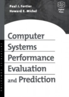 Обложка книги  - Computer Systems Performance Evaluation and Prediction