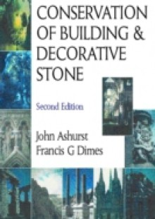 Обложка книги  - Conservation of Building and Decorative Stone