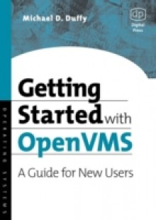 Обложка книги  - Getting Started with OpenVMS