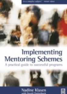 Обложка книги  - Implementing Mentoring Schemes
