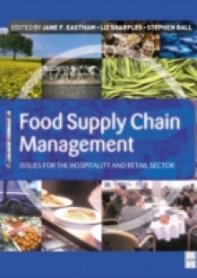 Обложка книги  - Food Supply Chain Management