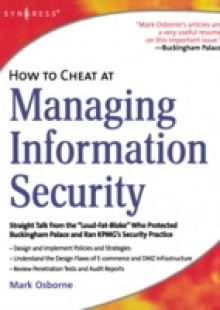 Обложка книги  - How to Cheat at Managing Information Security