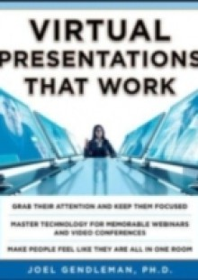 Обложка книги  - Virtual Presentations That Work