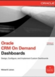 Обложка книги  - Oracle CRM On Demand Dashboards