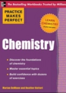 Обложка книги  - Practice Makes Perfect Chemistry