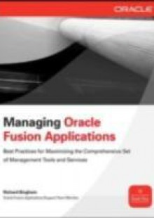 Обложка книги  - Managing Oracle Fusion Applications