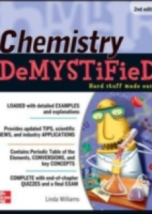 Обложка книги  - Chemistry DeMYSTiFieD, Second Edition