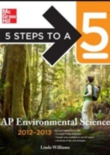 Обложка книги  - 5 Steps to a 5 AP Environmental Science, 2012-2013 Edition