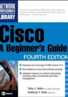 Обложка книги  - Cisco: A Beginner's Guide, Fourth Edition
