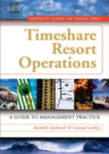 Обложка книги  - Timeshare Resort Operations
