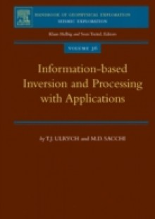 Обложка книги  - Information-Based Inversion and Processing with Applications