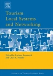 Обложка книги  - Tourism Local Systems and Networking