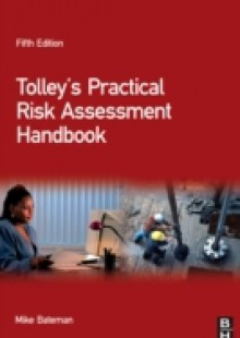 Обложка книги  - Tolley's Practical Risk Assessment Handbook