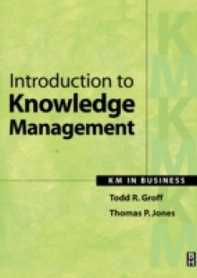 Обложка книги  - Introduction to Knowledge Management