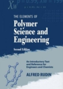 Обложка книги  - Elements of Polymer Science & Engineering