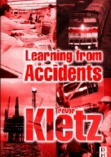 Обложка книги  - Learning from Accidents