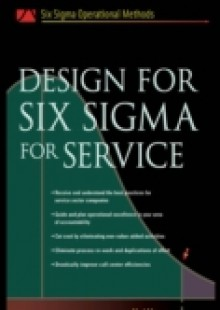 Обложка книги  - Design for Six Sigma for Service, Chapter 11