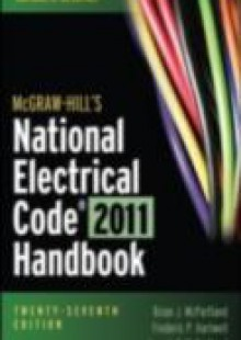 Обложка книги  - McGraw-Hill's National Electrical Code 2011 Handbook