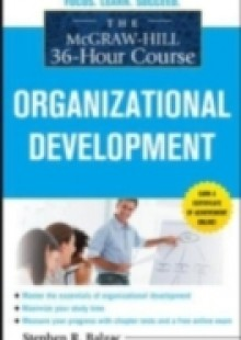 Обложка книги  - McGraw-Hill 36-Hour Course: Organizational Development
