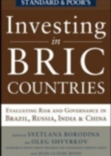 Обложка книги  - Investing in BRIC Countries: Evaluating Risk and Governance in Brazil, Russia, India, and China