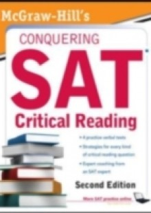 Обложка книги  - McGraw-Hill's Conquering SAT Critical Reading