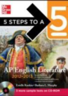 Обложка книги  - 5 Steps to a 5 AP English Literature, 2012-2013 Edition
