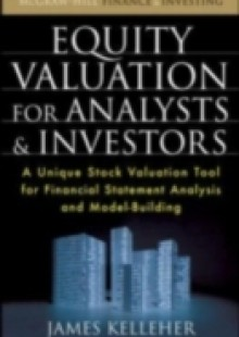 Обложка книги  - Equity Valuation for Analysts and Investors