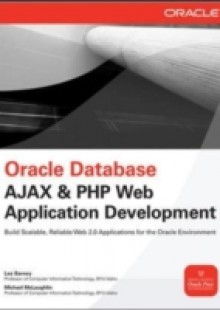 Обложка книги  - Oracle Database Ajax & PHP Web Application Development