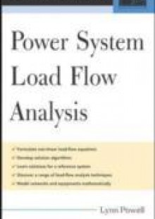 Обложка книги  - Power System Load Flow Analysis