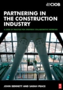 Обложка книги  - Partnering in the Construction Industry