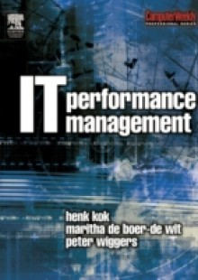 Обложка книги  - IT Performance Management