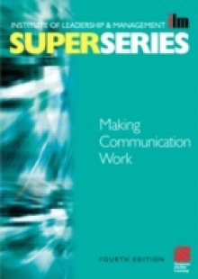 Обложка книги  - Making Communication Work Super Series