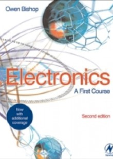 Обложка книги  - Electronics: A First Course
