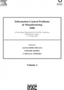 Обложка книги  - Information Control Problems in Manufacturing 2006