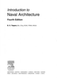 Обложка книги  - Introduction to Naval Architecture