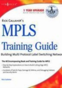 Обложка книги  - Rick Gallahers MPLS Training Guide
