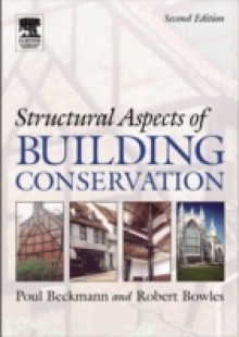 Обложка книги  - Structural Aspects of Building Conservation