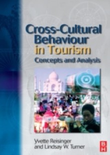 Обложка книги  - Cross-Cultural Behaviour in Tourism