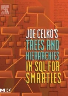 Обложка книги  - Joe Celko's Trees and Hierarchies in SQL for Smarties